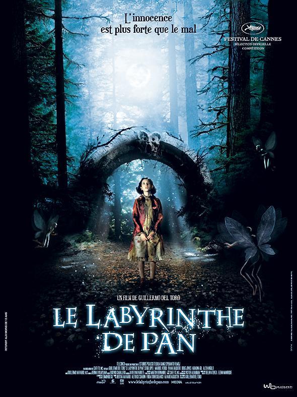 Labyrinthe Pan